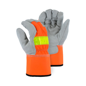 Majestic High Visibility Medium Thinsulate Work Gloves