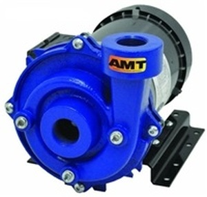 AMT 12ES15C1P Pump Cast Iron Straight Centrifugal End Suction Chemical Pump
