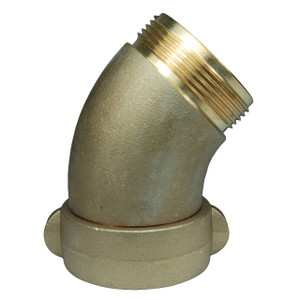 90º Brass Angle And Suction Elbow