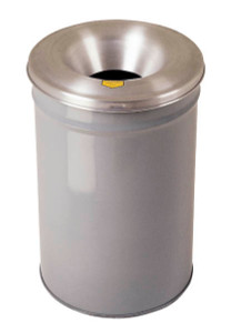 Justrite 4.5 Gal Cease-Fire Waste Receptacle