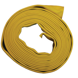 Dixon Powhatan 6 in. Nitrile Covered Fire Hose - Uncoupled