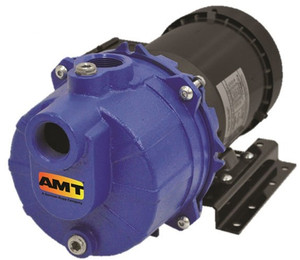 AMT 1SP05C3P 1 in. Cast Iron Self-Priming Centrifugal Chemical Pump