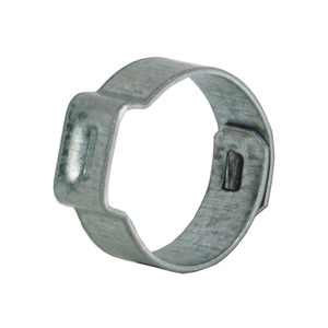 Dixon 1 23/32 in. Zinc Plated Steel Pinch-On Single Ear Clamp