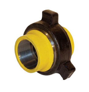 Dixon 100 Series 6 in. Threaded Hammer Union