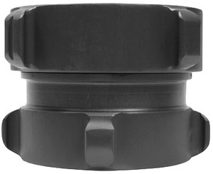 Dixon Powhatan 2 1/2 in. NH (NST) - 4 in. NPT Rocker Lug Aluminum Female Swivel Adapter