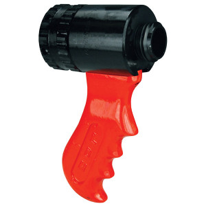 Dixon 1 1/2 in. NH (NST) Aluminum Pistol Grip Adapter