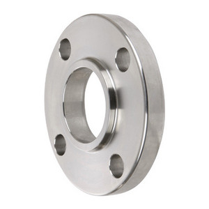Smith Cooper 150# 316 Stainless Steel 1 1/2 in. Slip-On Raised Face Flange w/ 4 Holes