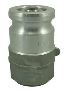 OPW 1 1/2 in. Aluminum Kamvalok Adapter w/ Buna-N Seals