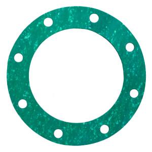 4 in. TTMA Gasket - Fiber 1/16 in. Green