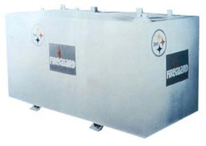 JME Rectangular Fireguard Tanks - 500 gallons