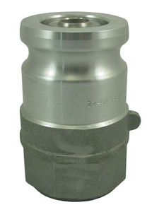 OPW 1 1/2 in. Aluminum Kamvalok Adapter w/ EPDM Seals