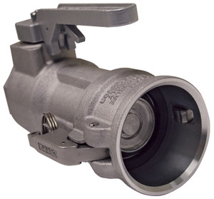 OPW 1 1/2 in. Aluminum Kamvalok 1700DL Series Coupler w/ Buna-N Seal