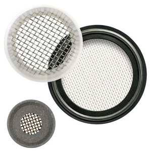 Rubber Fab 1 1/2 in. Viton Screen Gasket - 80 Mesh