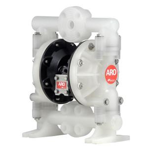 ARO Pro Series 1 in. Non-Metallic Air Operated Diaphragm Pump w/ PTFE Diaphragm