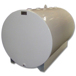 Certified Tank 2,000 Gallon 10 Gauge Single Wall Non-UL Farm Tank