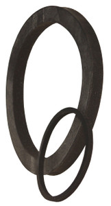 Dixon Fire 1 5/8 in. Hose Coupling Tail Washers - 2 1/8 in. OD