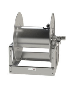 Hannay F Series Manual Rewind Booster Hose Reel F28-25-26