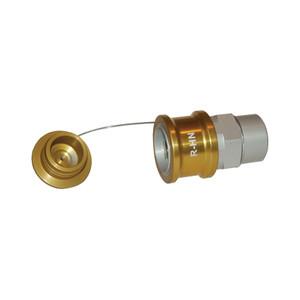 Dixon R-Series Gold Hydraulic Oil Nozzle Plug - --- - R-Series Hydraulic Nozzle Plug - ---