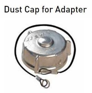 Emco Wheaton 2 in. Aluminum Dust Cap for Adapter