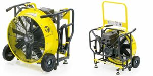 Tempest VSR 24 in. Variable Speed Electric Power Blowers