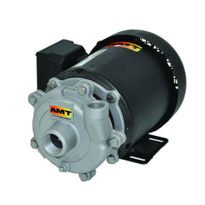 AMT Straight Centrifugal Pump Stainless Steel - C - 1/2 - 115/230-1PH - 47 - 1 in. x 3/4 in.