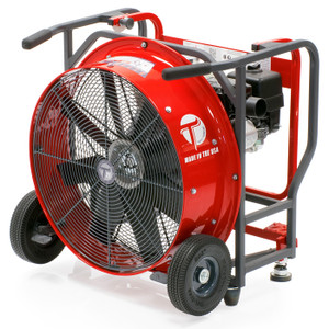 Tempest 18 in. Direct Drive Blowers with Briggs & Stratton Engines
