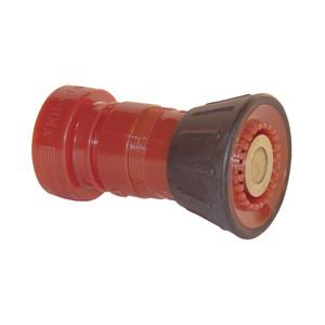 Dixon 1 in. NST (NH) Thermoplastic Fog Nozzle w/Bumper - 30.9 GPM