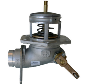 Morrison 603 Series 2 in. Manually Operated Victaulic Emergency Valve w/ Buna-N Seal