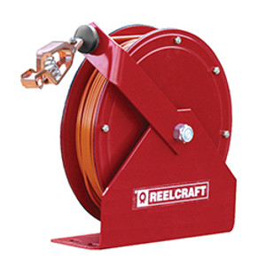 Reelcraft G3100 Spring Driven Static Discharge Reels w/ 100 ft. Cable