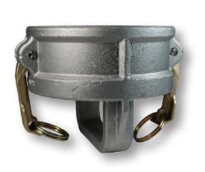 Dixon 4 in. Aluminum Dust Plug w/Handles