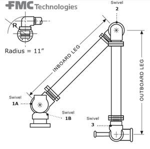 6 in. Ball Plug Snap Ring - 6 in. Ball Plug Snap Ring - 1A 6 in. Swivel - 2