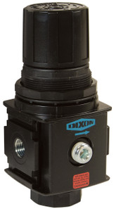 Dixon Wilkerson 1/4 in. Compact Regulators Without Gauge - 82.97 SCFM
