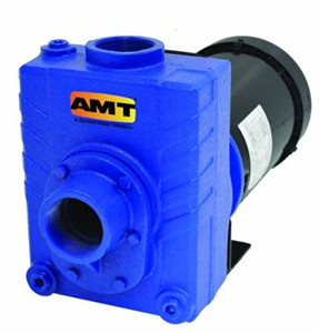 AMT 2 in. Cast Iron Self-Priming Centrifugal Pumps - A - 3 - 230 1PH - 150 - 2 in.