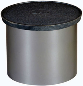OPW 18 in. 104 Series Cast Iron Manhole w/ 11 1/4 in. Skirt