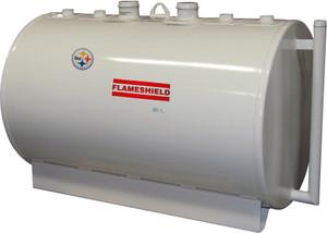 Certified Tank Double Wall Flameshield Tank - 550 Gallons