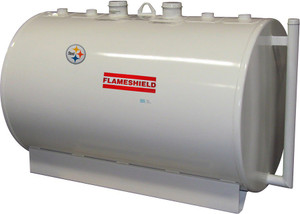 Certified Tank Double Wall Flameshield Tank - 1,500 Gallons