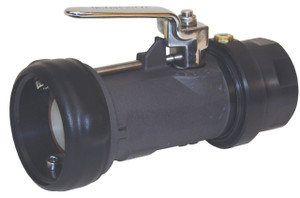 Dixon Bayco 2 in. Bayonet Style Dry Disconnect Coupling - Buna-N Seal