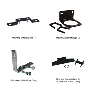 Dixon Wilkerson Mounting Brackets & Joiner Sets
