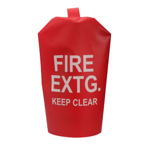 United Fire Safety Fire Extinguisher Covers