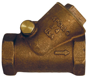 Dixon Brass Domestic Swing Check Valves