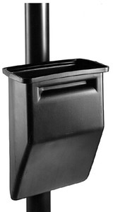 DCI Windshield Wash Squeegee Bucket