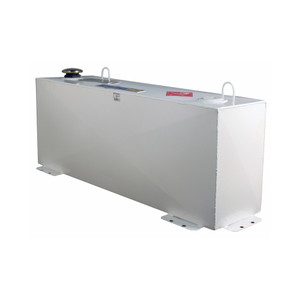 Better Built HD Series 36 Gallon White Steel Transfer Tank