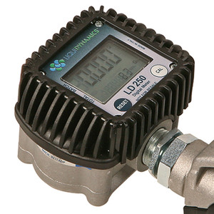 Liquidynamics Model LD250 Series Digital Meter