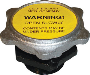 Clay & Bailey 2 in. Male NPT Pressure/Vacuum Fill Cap