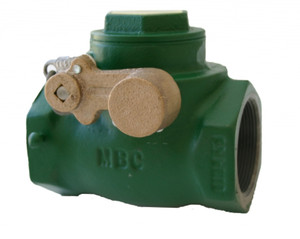 Morrison Bros 346-DI Series Female NPT External Emergency Valve
