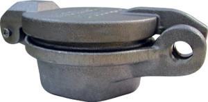 Morrison Bros. 179 Series Aluminum Hinged Style Fill Caps - Female