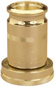 Dixon 1 1/2 in. Brass Rack Nozzle
