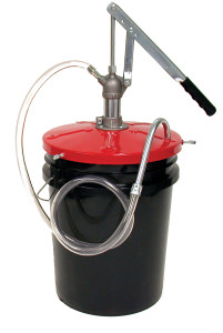 National Spencer 321 Gear Lube Hand Pump