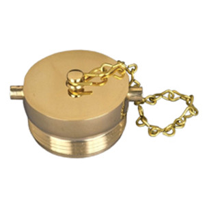 Dixon Brass Plugs & Chain - Pin Lug