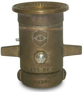 Dixon Powhatan Brass Monitor Nozzle